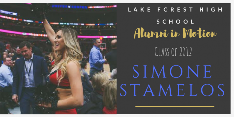 Alumni in Motion: Simone Stamelos (
