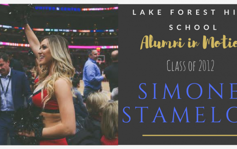 Alumni in Motion: Simone Stamelos ('12)