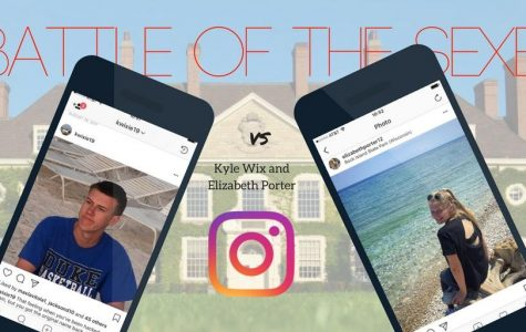 Satire: Battle of the Sexes–Instagram Pictures (Girls)