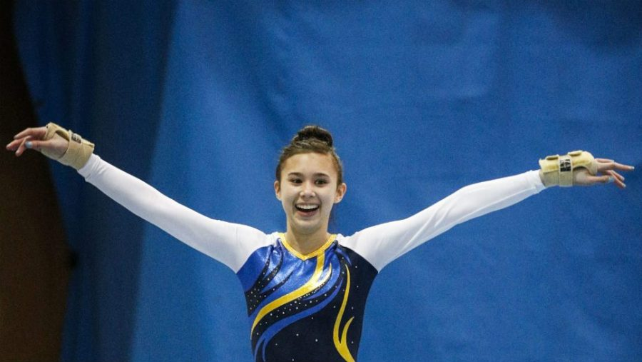 Fisch sweeps the competition at NSC championships