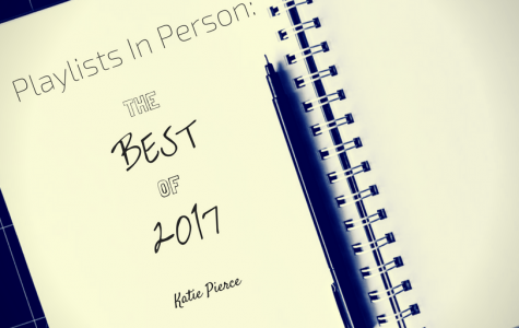 """Playlists in Person: """"The Very Best of 2017"""""""