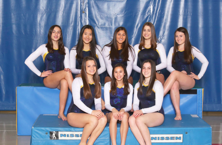 Scouts gymnasts prepare for NSC meet