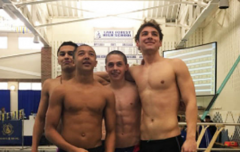 Robinson, Lanigan, Minetti, and Akintade qualify for IHSA State; Lanigan also qualifies as individual