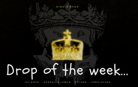 "Drop of the Week: ""King's Dead"" Kendrick Lamar feat. Jay Rock, Future, and James Blake"