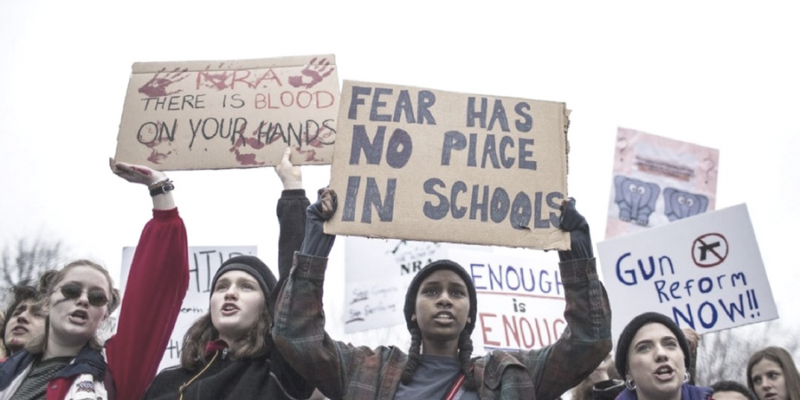 This time, its different: The One-of-a-Kind Parkland Movement