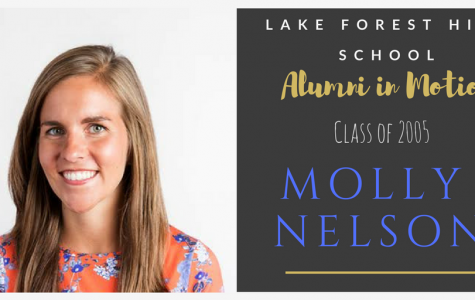 Alumni in Motion: Molly Nelson (2005)