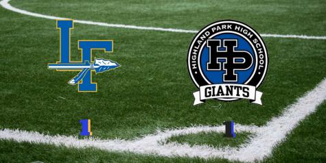 Girls soccer draws with Highland Park