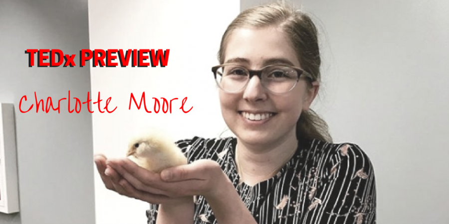 TedX Preview: Charlotte Moore