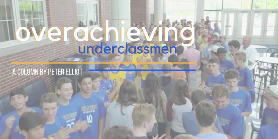 Overachieving Underclassmen: Matthew Basgall