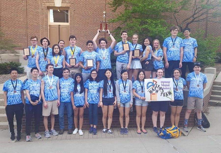 LFHS+Math+Team+places+11th+at+State