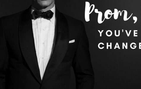 OPINION: Dear Prom, You've Changed