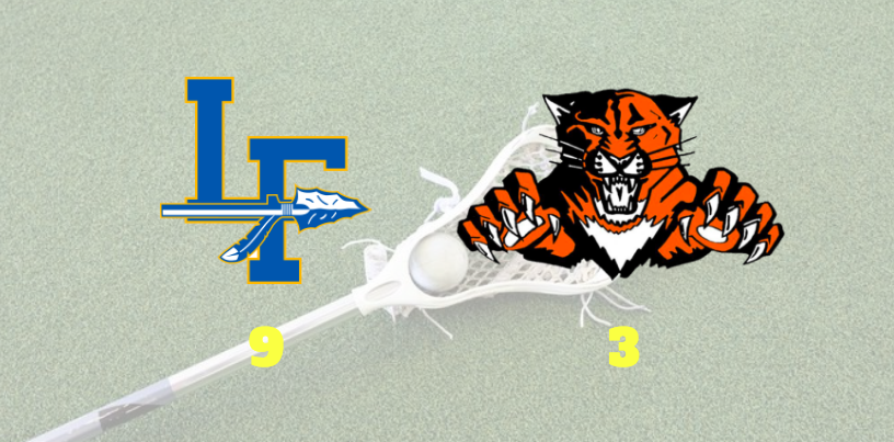 Scouts outrun Libertyville in opening round