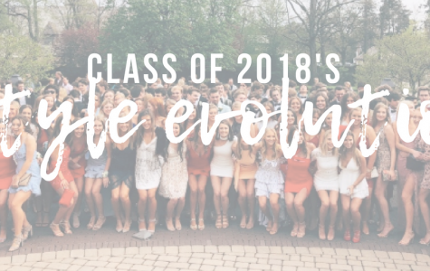 Style Evolution: Through the Years with the Class of 2018