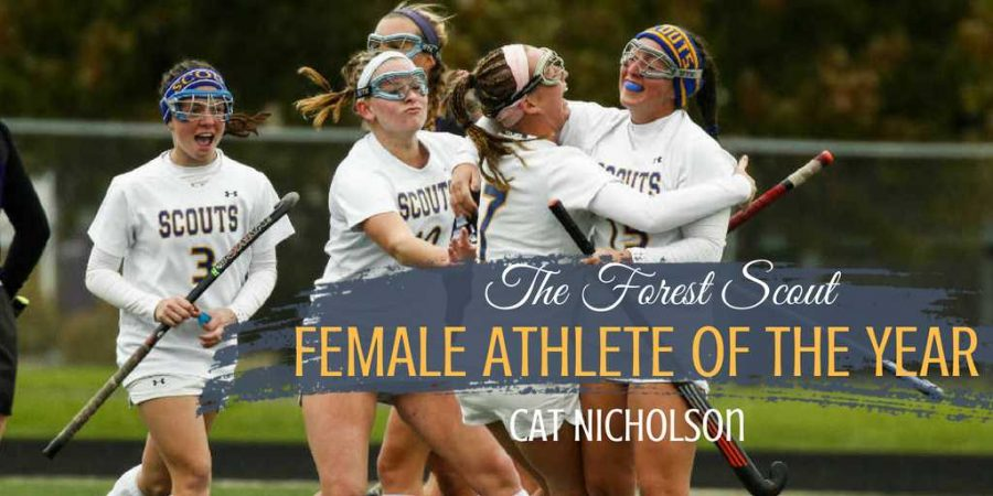 The+Forest+Scout+2018+Female+Athlete+of+the+year%3A+Cat+Nicholson