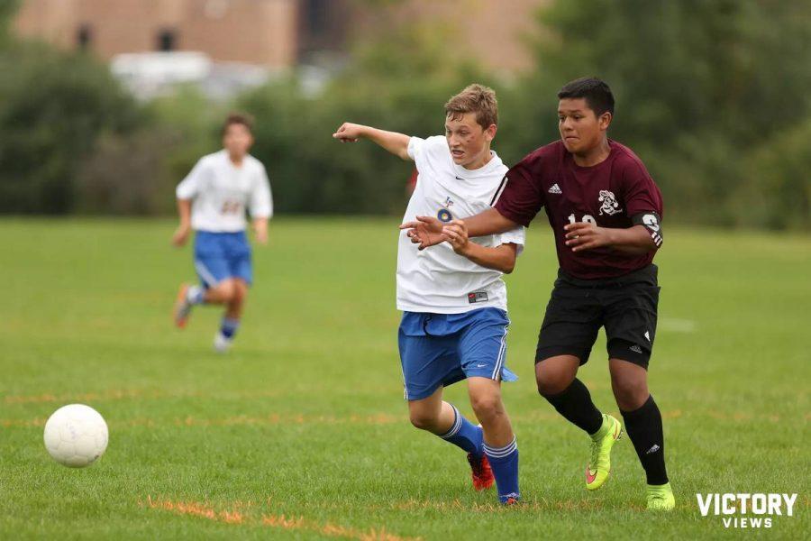 Boys Soccer Reaches Win Column