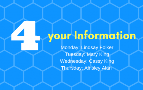 4 Your Information: Ainsley Allan Continues The Story of Anna O