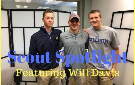 Scout Spotlight: Will Davis