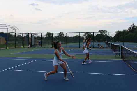 Scouts' Tennis comes up short against Highland Park