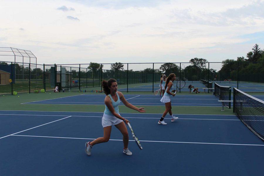 Girls Tennis Week Four Recap