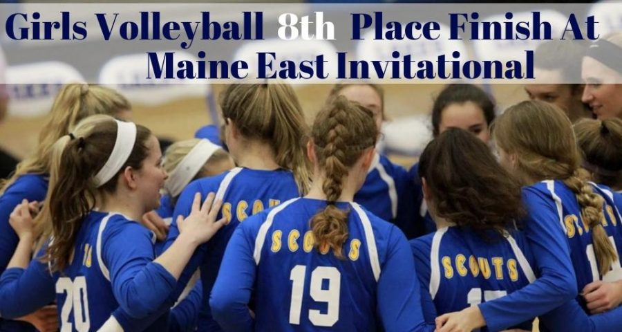Girl's Volleyball Secures 8th Place Finish in Maine East Invitational