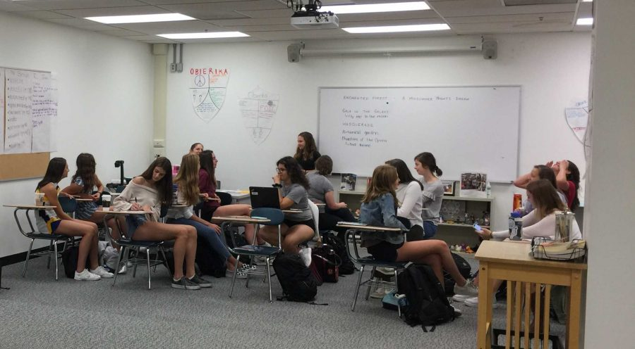 LFHS Student Council enacts structural, communication changes