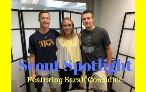 Scout Spotlight: Sarah Considine