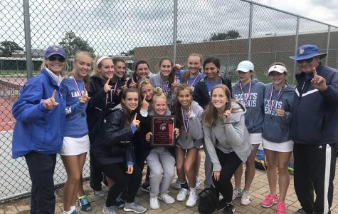Girls Tennis Wins Deerfield Invitational