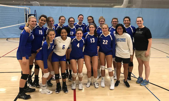 Scouts Volleyball Travel to Champaign