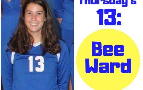 Thursday's 13: Bee Ward