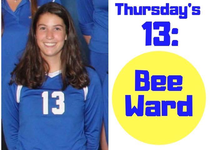 Thursdays 13: Bee Ward