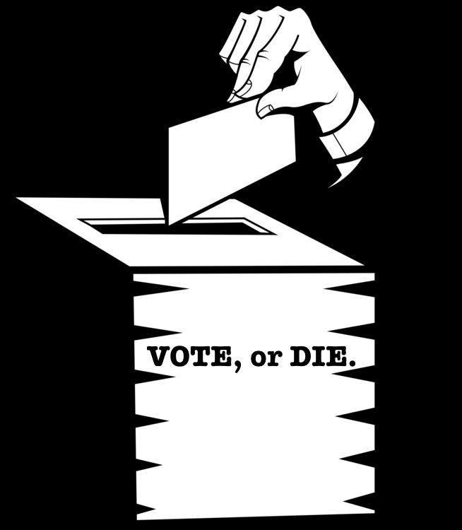 Vote+or+Die