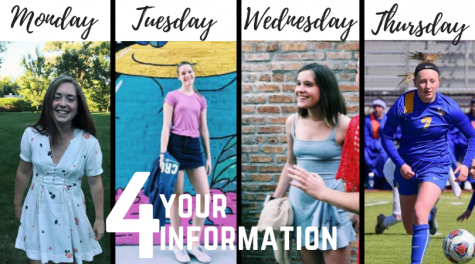 4 Your Information: Well-Being and Finals