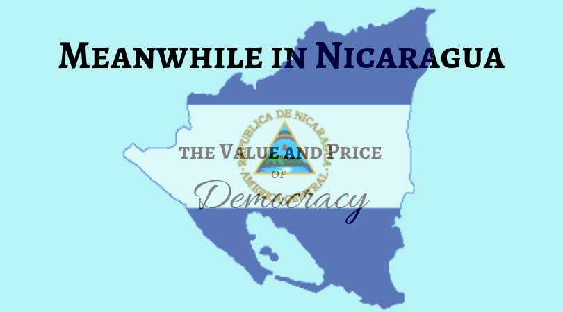 Meanwhile in Nicaragua