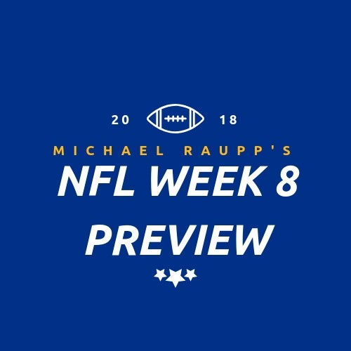 NFL Week 8 Preview: Do the Rams stay undefeated or does Green Bay hand them their first loss of the season?
