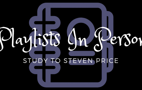 Playlists In Person: Study to Steven Price