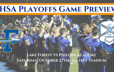 Game Preview: Lake Forest Scouts (5-4) vs Phillips Wildcats (7-2)