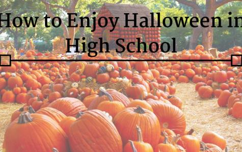 Halloween in High School