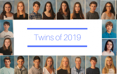 Twinning in the Class of 2019