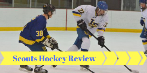 Scouts hockey suffers loss to Crystal Lake South in high-scoring affair