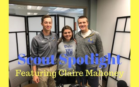 Scout Spotlight: Claire Mahoney