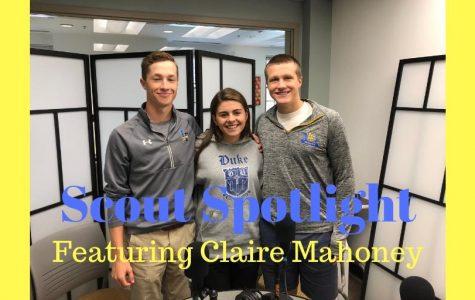 Scout Spotlight: Claire Mahoney