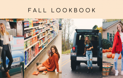 Easy Fall Outfit Lookbook