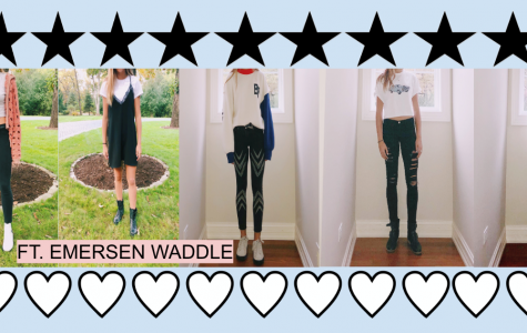 Freshman Fashion profile: Emersen Waddle