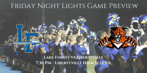 Game Preview: Lake Forest Scouts (1-2) at Lake Zurich Bears (2-1)