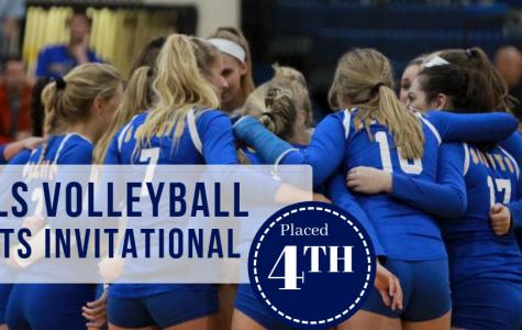 Girls' Volleyball Hosts Invitational