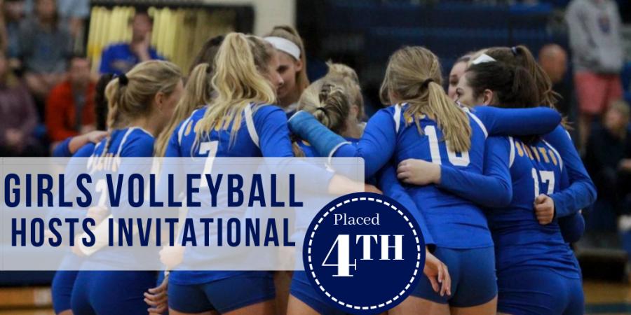 Girls Volleyball Hosts Invitational