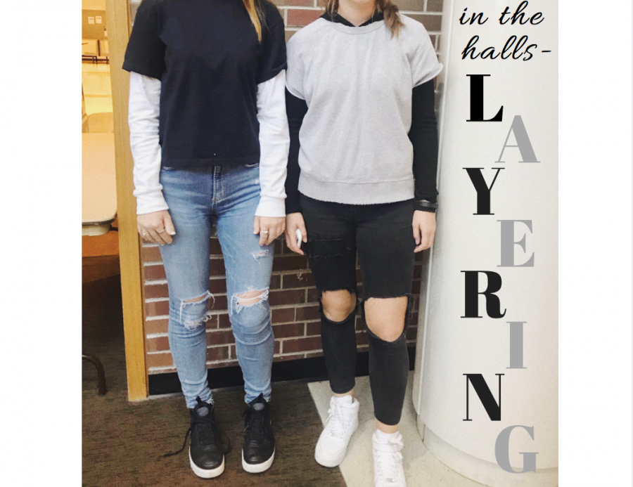In the Hallways: Layers Edition 9