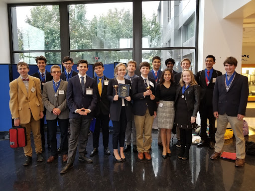 Lake Forest Model United Nations Club Sweeps Local Conference
