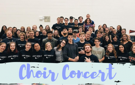 Preview of LFHS Choir Fall Choral Concert