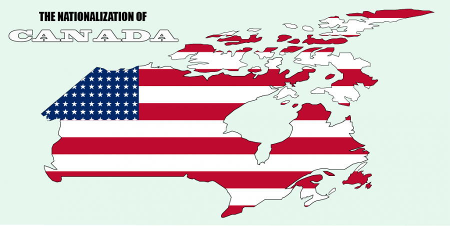 SATIRE: President Trump Announces Plan to Nationalize Canada